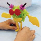 Het intellectuele OnderwijsStuk speelgoed van de Bouwstenen van de Ballen van het Speelgoed DIY