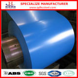 La couleur de la Chine a enduit l'enroulement galvanisé enduit d'une première couche de peinture par acier de PPGI