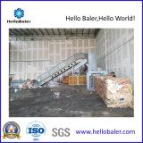 Altpapier-automatische emballierenmaschine von hallo Baler Company