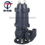 Pompe à eau d'égout submersible de Wq