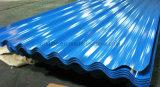 Gewölbtes Stahldach-Blatt