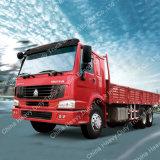 Carro normal del cargo de Sinotruk HOWO 6X4 30tons con alta calidad