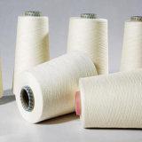 回された絹ヤーンのクワの絹ヤーンおよびナイロンマイクロの分割されたヤーン