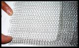 Связанная нержавеющей сталью ячеистая сеть для воздушного фильтра