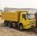 낮은 Price HOWO 336HP 10 Wheels Tipper Truck