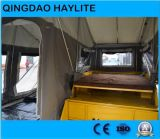 Folding de lujo Camper Trailer con Canvas Tent para Sale 2015