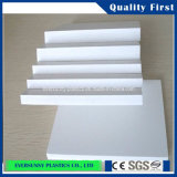 Белизна листа пены PVC сбываний горячей весны твердая