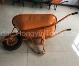 Riga della barra di rotella del metallo/carriola verniciate