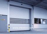 Aluminiumlegierung-Metalschnelle schnelle Rollen-Blendenverschluss-Hochgeschwindigkeitstür