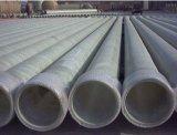 Tubo della plastica di rinforzo vetroresina FRP GRP