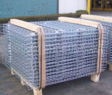 RackのためのカスタマイズされたGalvanized Steel Storage Wire Mesh Decking