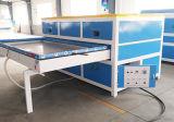 Prensa de planchar del vacío caliente semiautomático de la carpintería