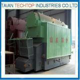 6 de Automatische Met kolen gestookte Stoomketel van de ton en de Industriële Lage Druk van de Stoomketel en