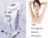 Equipamento da beleza para o laser IPL do rejuvenescimento da pele da remoção da cicatriz da acne do cabelo do tatuagem