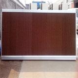 Garniture humide pour la ventilation et le système de refroidissement