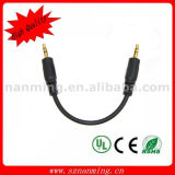3.5mm 잭 Connector Audio Extension Aux Cable