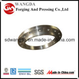 Collet de soudure de bride, acier inoxydable ANSI/ASME/En