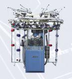 Máquina de confecção de malhas sem costura computadorizada sem costura