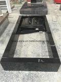 Gli indicatori gravi del granito progettano la vostra propria lapide dei monili di cremazione dei memoriali del bronzo del granito