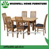 Eichen-Holz-Esszimmer-Möbel mit Stuhl 4 (W-DF-0688)