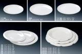 Melamine 100% de Goede Kwaliteit van het Vaatwerk van de Plaat van het Diner
