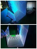 Écran de visualisation flexible de /LED d'étalage de rideau en série DEL de Rubik P10
