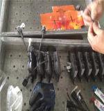 La garniture de frein Frontsemi-Métallique semi-métallique en céramique de garniture de frein avant de fabriquant-fournisseur pour Chevrolet 22737859 a fait en Chine