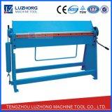 Machine à cintrer de plaque manuelle (machine W1.2X1500 W1.0X2000 de frein de main)