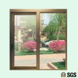 De alta calidad de la rotura térmica de aluminio de elevación del perfil del marco y puerta corrediza de K01032