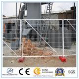 Hete Ondergedompelde Gegalvaniseerde Tijdelijke Omheining (de fabriek van China)