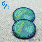 Garment Accessories를 위한 주문을 받아서 만들어진 High Quality Embroidered Patch
