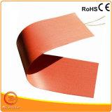 Mantas de doblez laterales del silicón