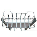 Carretilla del aeropuerto de la aleación de aluminio (GS1-250)