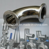 Weld Ends를 가진 스테인리스 Steel Sanitary Pipe Fittings Elbow