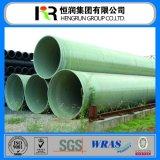 Tubulação de grande resistência do melhor preço GRP para a fonte e a drenagem de água