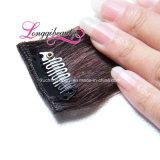 Remyの卸し売り人間の毛髪の拡張の100%年のバージンのブラジルクリップ