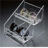 Cas d'exposition acrylique Btr-E1008 de monocle