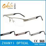 Form Halb-Randlose TitanEyewear Brille-Glas-optischer Rahmen (8214)