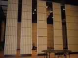 Portello scorrevole acustico del muro divisorio del pannello di parete del fabbricato interno del cinematografo della Cina