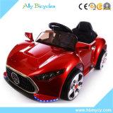Crianças Montar-no veículo por atacado leve de balanço elétrico de Supercar dos brinquedos