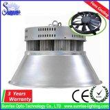 3 Jahre Garantie-Ventilator, die400w hohes Bucht-Licht der Leistungs-LED abkühlen