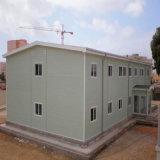 Costruzione di appartamento prefabbricata d'acciaio con la soluzione di chiave in mano