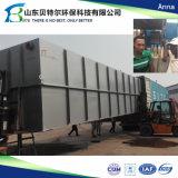 обработка нечистоты стационара 150tons/Day, завод обработки сточных вод пакета