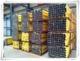 Strangpresßling-Aluminiumgefäß-Umlauf-Gefäß-/Rectangle-Gefäß-/Square-Gefäß