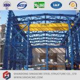 Industrielle schwere Stahlkonstruktion-Gebäude-Herstellung