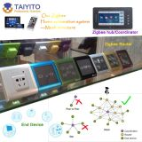 Переключатель домашней автоматизации Tyt Zigbee с дистанционным выключателем затемнения СИД