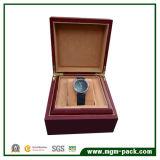 High End Custom Packing Caixa de Relógio de Madeira
