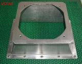 Pezzo meccanico personalizzato alta precisione di CNC per macchinario