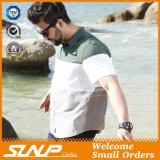 Chemise courte de chemise d'été pour des jeunes hommes