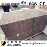 Granite rouge G664 chinois Granite Slabs Cut à Size
